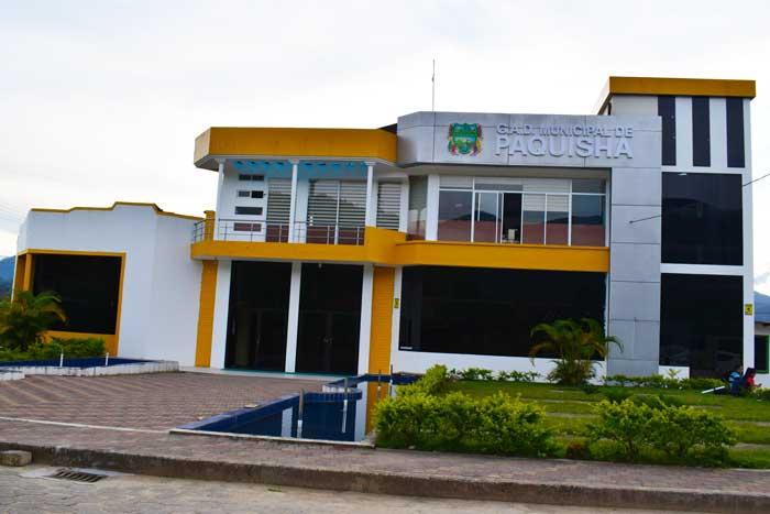 Edificio-GAD-Paquisha